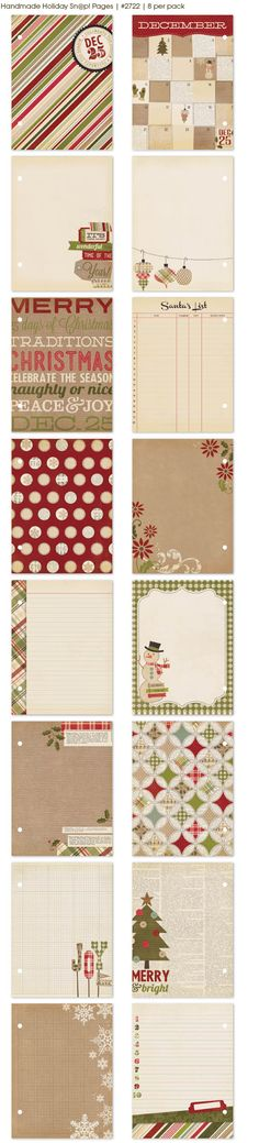 Simple Stories - take time to remember a bit of this beautiful season.  Simple Stories is a way to take predesigned pages and add your own special memories.