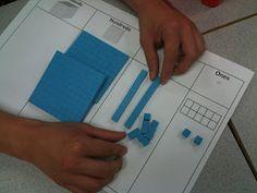 Math Coach's Corner: Place Value, CRA Style