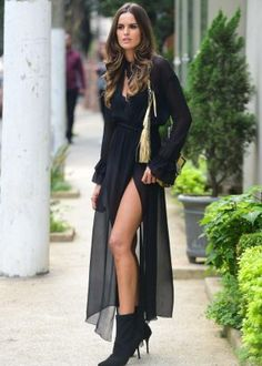 Izabel Goulart: On the set of a photoshoot in Sao Paulo – GotCeleb Izabel Goulart, Supermodels, Photoshoot, Coat, Dresses, Fashion, Photo Shoot, Gowns, Moda