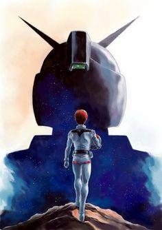 ガンダム劇場版ポスターを「後ろ向き」 【後ろ向きなガンダム】『初心忘るべからず』と言う言葉もありますし、たまには立ち止まり振り返り原点(安彦先生のガンダム)を見直すと言う、前向きな意味で後ろ向きなガンダムを描いてみました。 Zeta Gundam, Gundam 00, Gundam Head, Gundam Wing, Japanese Robot, Gundam Wallpapers, Gundam Mobile Suit, Cool Robots, Sci Fi Armor