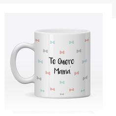 Taza Personalizada Mamá Lacitos. Para regalar el Día de la Madre, Cumpleaños, Aniversario etc.. Visita nuestra tienda que hemos creado una línea de regalos para Mamá. Camisetas iguales, Tazas, Toallas y Cojines Personalizados. ¡VISÍTANOS!