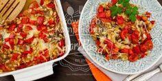 Low Carb Recipes, Cooking Recipes, Tomate Mozzarella, Paella, Vegetable Pizza, Quiche, Chicken Recipes, Eat, Breakfast