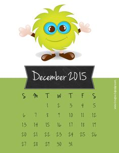 Free Printable Calendar December 2020 It's New Year and we have another great design and template of our calendar for this 2020 and in thi. November Holidays, November 2015, November Printable Calendar, 2015 Calendar, Creative Calendar, Good Morning Picture, Happy Day, Cute Pictures, Pictures Images