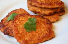 What Did You Eat?: WHB: Chickpea Pancakes