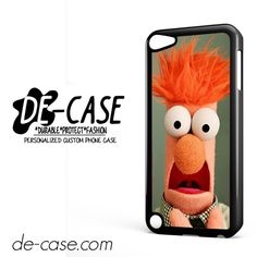 The Muppets Beaker DEAL-10939 Apple Phonecase Cover For Ipod Touch 5