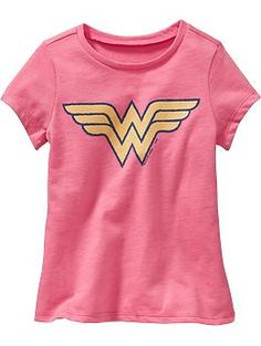 DC Comics™ Wonder Woman Tees for Baby