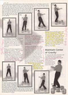 Secrets of Wing Chun Footwork - Ron Heimberger0004