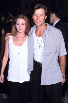 Grant Show and Laura Leighton - Melrose Place