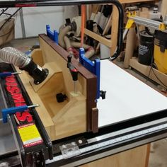 Router Table for the Sawstop