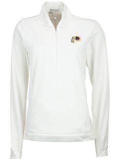 #Redskins Ladies Nike Redskins 1/2 Zip Therma-fit Jacket #HTTR