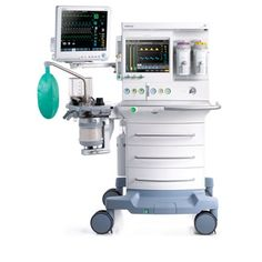 Mindray A5 Anesthesia Machine Simplifies Workflow With an Ergonomic Design