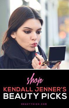Kendall Jenner's top Estée Lauder beauty products