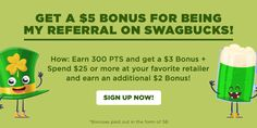 Reward yourself with free gift cards for Shopping, Searching and Discovering stuff online.http://www.swagbucks.com/refer/Valerielovesyou