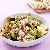 Tuscan Tuna and White Bean Salad - GoodHousekeeping.com