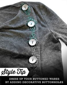Urban Threads: Style Tips for machine embroidery