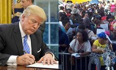"""President Donald Trump's 2018 budget will save $190 billion over the next ten years by requiring able-bodied adults to work to receive food stamps.    President Trump wrote in his letter to Congress, """"We must reform our"""