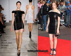 """Scott Pilgrim vs The World"" London Premiere – Anna Kendrick In Elise Øverland"