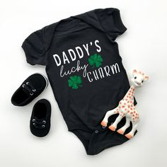 Irish St Patricks Day Baby Boys Or Girls 100/% Organic Cotton Jumpsuit Outfit 0-24 Months