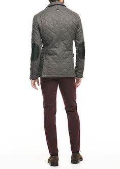 Herringbone husky jacket