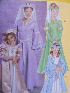 Princess Renaissance Historic Costume Stage Play Halloween