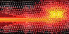 Super sensor Graphene-based can detectors single-photon Hexagon Pattern, Nanotechnology, Canning, 2d, Israel, September, Future, Blog, Future Tense