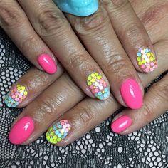 Instagram photo by malishka702_nails #nail #nails #nailart