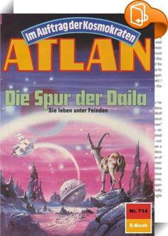 Atlan 714: Die Spur der Daila (Heftroman)    ::  Auf Terra schreibt man die Jahreswende 3818/19, als der Arkonide sich nach einer plötzlichen Ortsversetzung in einer unbekannten Umgebung wiederfindet, wo unseren Helden alsbald ebenso gefährliche Abenteuer erwarten wie in Alkordoom. Atlans neue Umgebung, das ist die Galaxis Manam-Turu. Und das Fahrzeug, das dem Arkoniden die Möglichkeit bietet, die Spur des Erleuchteten, seines alten Gegners, wieder aufzunehmen, ist ein hochwertiges Rau...