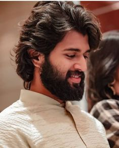Actor Picture, Actor Photo, Hair And Beard Styles, Long Hair Styles, Most Handsome Actors, Vijay Actor, Beard Look, Actors Images, Photography Poses For Men
