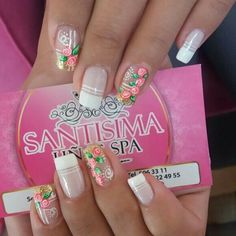 Nails Now, Love Nails, Gel Nails, Manicure Colors, Manicure And Pedicure, Nails For Kids, Dream Nails, Hand Art, Stylish Nails