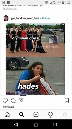 """tbh hades is the most """"chill� amongst other gods and goddesses. he hardly ever cheat on Persephone or even create drama.<< ikr ppl always make him the villain too,like y? Percy Jackson Fan Art, Percy Jackson Characters, Percy Jackson Quotes, Percy Jackson Books, Percy Jackson Fandom, Hades Percy Jackson, Percabeth, Solangelo, Dibujos Percy Jackson"""