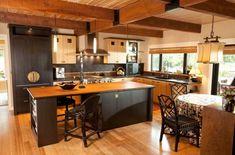 13 Glamorous Asian Kitchen Designs For Better Home