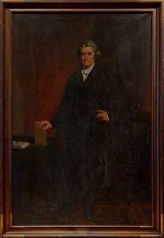 Chief Justice John Marshall (1755-1835)