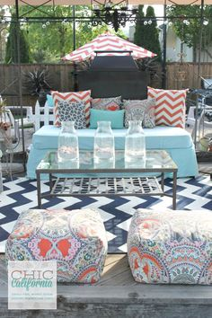 Make Your Own Box Cushions For Outdoor Furniture | Home DIY  Misc |  Pinterest | Cushions For Outdoor Furniture, Cushions And Outdoor Furniture