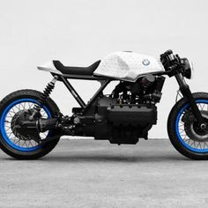 BMW K100 Cafe Racer Design (147)