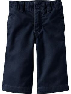 Twill Uniform Khakis for Baby | Old Navy (Oliver, 5T)