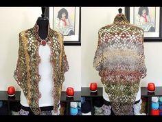 Crochet: Chal Calado # 3 - YouTube