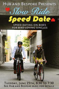 Slow Ride Speed Date