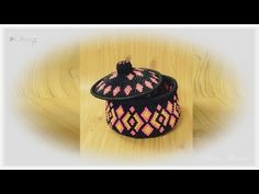 3D Origami Small Jewellery Box Tutorial #2 - YouTube