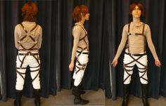 Shingekis harness tutorial