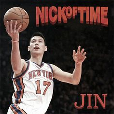 """Free mp3 download: Jin """"Nick of Time"""" (Jeremy Lin Theme Song)"""