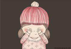 girl illustration by bodesigns