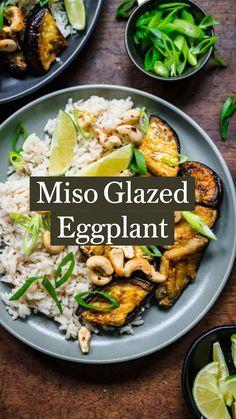 Entree Recipes, Vegan Dinner Recipes, Vegan Dinners, Veggie Recipes, Asian Recipes, Vegetarian Recipes, Healthy Recipes, Ethnic Recipes, Veggie Dishes