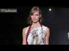 ▶ Animale Winter 2014 Runway Show ft Karlie Kloss   Sao Paulo Fashion Week SPFW   FashionTV - YouTube