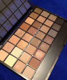 Neutral palette, dupe for the Naked palette ..............