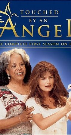 Created by John Masius.  With Roma Downey, Della Reese, John Dye, Valerie Bertinelli. Monica, Tess, and Andrew are a trio of angels sent to Earth to tell depressed and troubled people that God loves them and hasn't forgotten them.