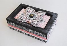 Treasure box for summer memories by Anski