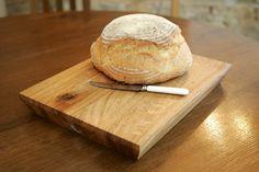 Solid Oak bread board