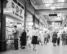 """Strand Arcade, George Street Sydney Facing east to Pitt St Pic credit Bill Brindle"