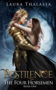 They came to earth—Pestilence, War, Famine, Death—four horsemen riding their screaming steeds, racing to the corners of the world. Four horsemen with . Best Fantasy Book Series, Fantasy Books To Read, Fantasy Book Covers, Ya Books, I Love Books, Good Books, Fantasy Romance, High Fantasy, Fantasy Love