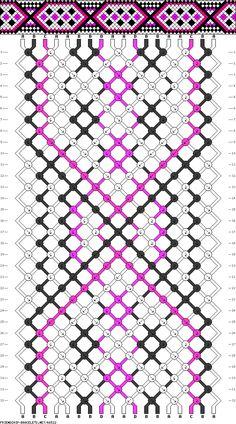 18 strings, 32 rows, 4 colors